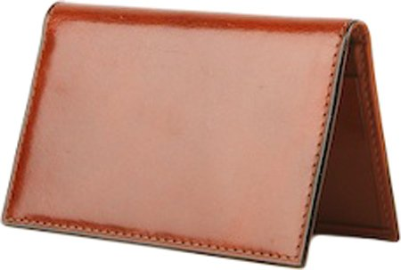 Bosca Mens Leather Calling Card product image