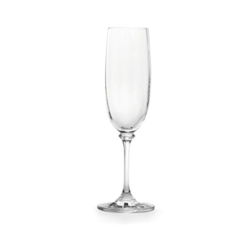Mikasa Stephanie Fluted Champagne Glass 8-Ounce