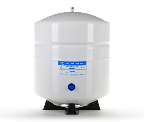 RO Water Storage Tank 4.5 Gal Powder Coated Steel