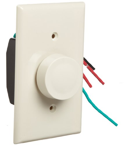 Morris Products 82715 Rotary Dimmer, Ivory, 3-Way,