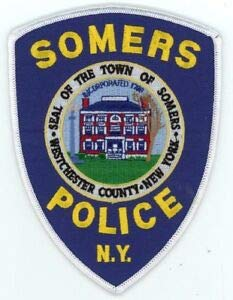 Somers Police New York NY Patch Sheriff by HighQ Store