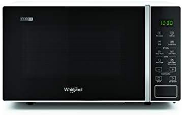 Whirlpool MWP 203 W Forno a Microonde + Grill, 20 litri, Bianco, con Griglia alta