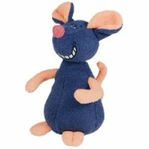 Multi Pet Deedle Dudes Mouse that Sings 7in Dog Toy