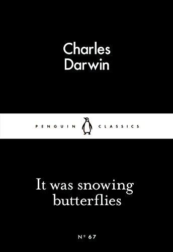 It Was Snowing Butterflies (Penguin Little Black Classics) (English Edition)