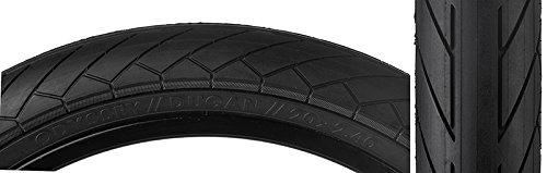 Odyssey Bmx Tires - Tires ODY TOM Dugan Slick 20x2.4 Bk/bk