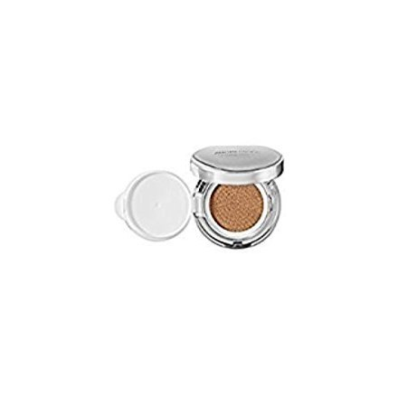- AmorePacific COLOR CONTROL CUSHION COMPACT Broad Spectrum SPF 50+ (204 Light/Medium (Yellow)), Deluxe Travel Size, .17 oz