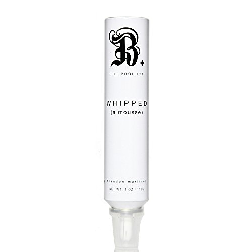 B. The Product Whipped Workable Hair Styling Mousse For Volume And Body