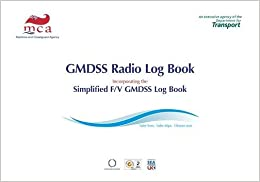Book GMDSS radio log book: incorporating the simplified F/V GMDSS log book