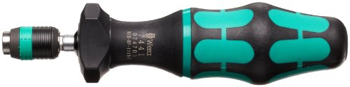 Wera Kraftform Hexagon Screwdriver Adjustable