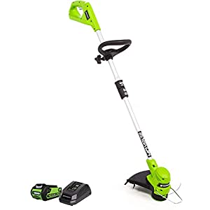 40V 12-Inch Cordless String Trimmer, 2.0Ah Battery and Charger Included 2120802CA