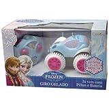 Giro Gelado - Frozen Candide Azul E Branco