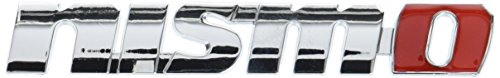 Nismo Metal Chrome Emblem (Shift Plate Emblem)