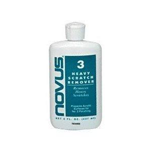 CRL No. 3 (Heavy) Novus Plastic Polishes