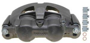 Raybestos Brakes FRC12276N Brake Parts Inc Raybestos Element3 New Semi-Loaded Disc Brake Caliper and Bracket Assembly Disc Brake Caliper Raybestos Element3 New Semi-Loaded Caliper & Bracket Assy