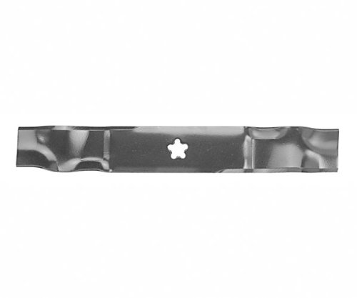 Oregon Lawn Mower Blade For AYP/Poulan & Craftsman 15-1/2-Inch Need 3 Blade For 46-Inch Deck Star Hole 95-045