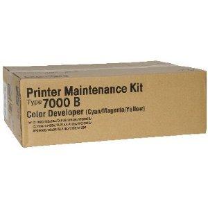Ricoh 400961 Laser Toner Maintenance Kit - 3 Color Toner Developer Units, Works for Gestetner DSc38, Gestetner DSc38f, Lanier 2138, Lanier 2138E - Lanier Developer Cartridges