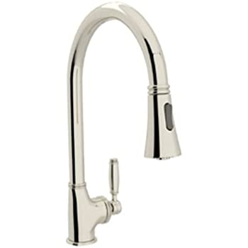 Rohl U.4846LS-PN-2 Perrin and Rowe Contemporary Mimas