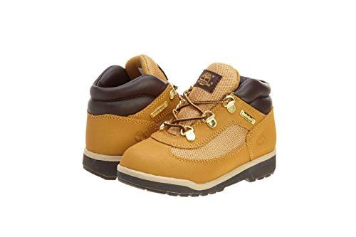 Timberland Kids Wheat Scuff Proof Field Boot Scuff ProofToddler 10.5 B(M) US Toddler