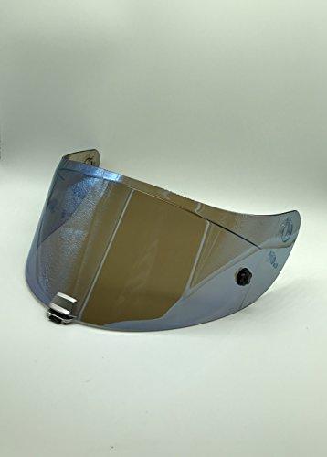 HJC HJ-26 RPHA 11 Motorcycle Helmet Replacement Spare Visor - Iridium (Hj 11 Helmet Shields)