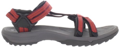 Outdoor zip red Terra Dbl Sandal Teva 993 Fi Sports Hiking Women's And Orange Orange Lite 5Ow7qYfw
