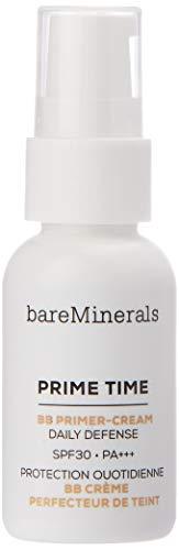 bareMinerals Prim Time BB Primer Cream SPF 30, Tan, 1 Fluid Ounce