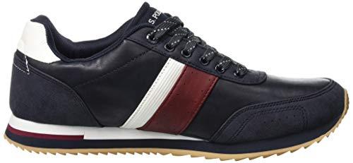 ASSN Blue POLO Uomo U Vance S Sneaker Blu Dark Bl Dk q7n88EB