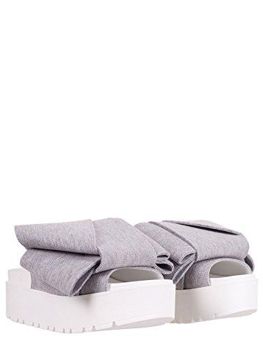 Olivia's Bow , Chaussons pour femme gris gris
