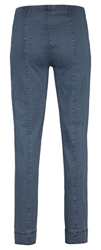 Pantaloni Robell Straight Donna Denim Blue dqZ0qS
