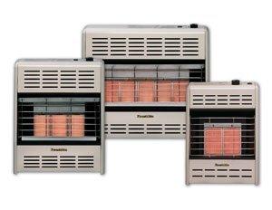 - Empire Vent-Free Radiant Heater LP 10000 BTU, Thermostatic Control