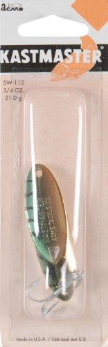 UPC 048515115529, Acme Kastmaster Lure, Metallic Perch, 3/4-Ounce