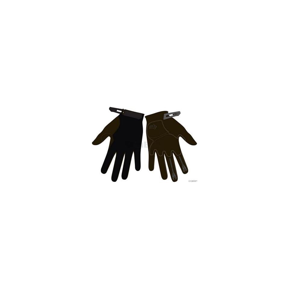 Fox Racing Incline Glove Womens Medium Black