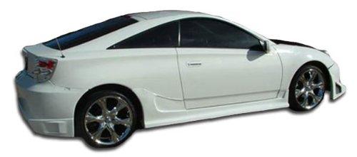Duraflex 100174 2000-2005 Toyota Celica Duraflex Blits Side Skirts Rocker Panels - 2 P