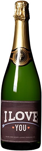 NV Wilson Creek Almond Sparkling I Love You Edition 750mL (Wilson Creek Almond)