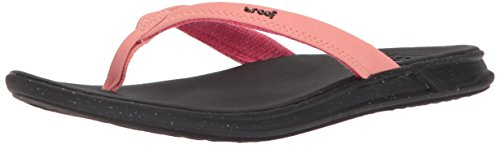 Catch Coral Para Rover Mujer Chanclas Reef Pop Rojo bright Rca qnw5Z87Rv7