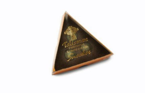 TALISMAN PRO TIPS AVAILABLE IN VARIOUS SIZES & DENSITIES (10mm, SOFT) (Tips Talisman Cue Pro)