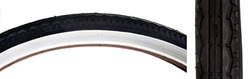 Sunlite Street Tire - 26 x 1.75, Black/White