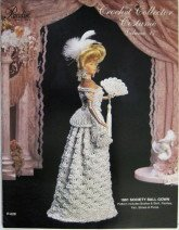 [Crochet Collector Costume (1901 Society Ball Gown, Vol. 17)] (Paradise Costumes Volume)