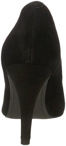 Tamaris 22473, Zapatos de Tacón para Mujer Negro (Black)
