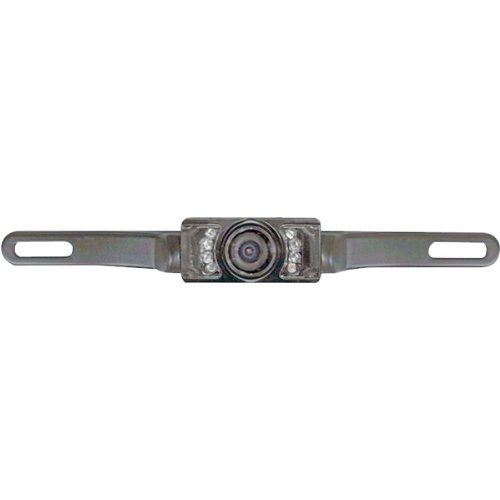 Series Pyle View (Pyle View Series License Plate Mount With Rear-View Camera-U75583)