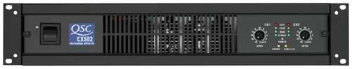 QSC Audio CX1102 2-Channel Professional Power Amplifier-by-QSC (Professional Amplifier Qsc Power)