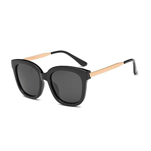 QZ 1 Sol 3 Gafas Face Round Drive HOME Color Polarized Vintage Light de 7arp7Rw6q