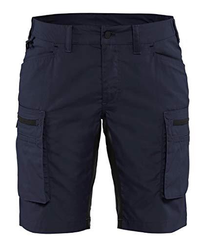 Pantalones Mujer Cortos Azul Marino Elásticos Negro C38 Color Para Y rqEfdxT1rw