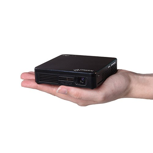 Ivation pro4 compact wireless mini projector built in for Wireless mini projector