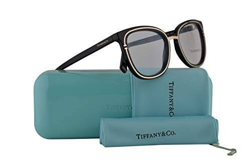 5564559c7bd2 Tiffany   Co. TF2165 Eyeglasses 50-18-140 Black w Demo Clear Lens 8001 TF  2165