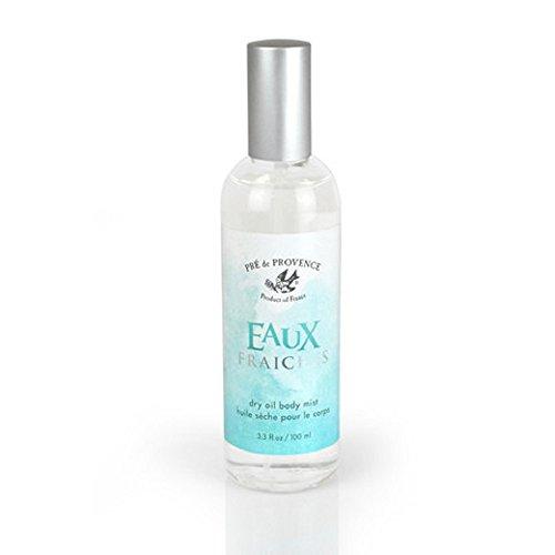 Pre de Provence, Eaux Fraiches (Oh Fresh) Dry Oil Body (Eaux De Parfum)