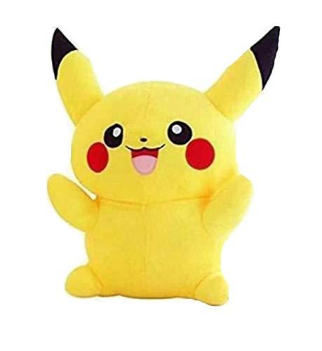 Sharma Toys and Gifts  Yellow 14 Cute Pikachu Stuffed Soft Plush Toy 26 cm