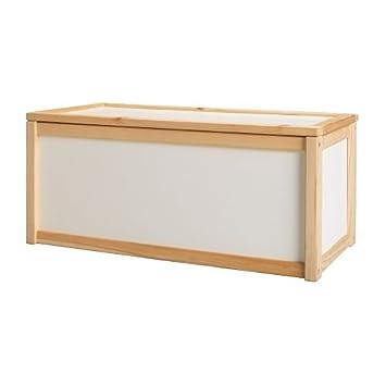 Ikea Holzkiste ikea kasten apa truhe kommode aus kiefer kindermöbel mit