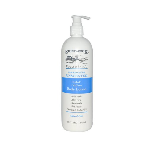 Oil Free Unscented Body Lotion - 4