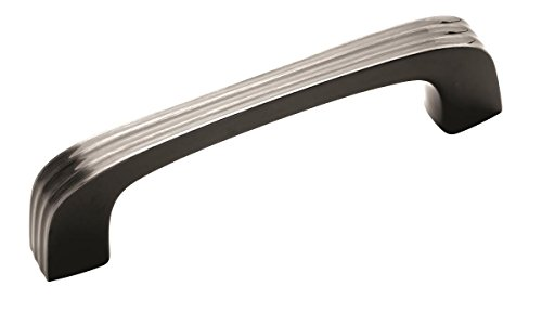Amerock BP53704PWT Crosley 3 in (76 mm) Center-to-Center Pewter Cabinet Pull