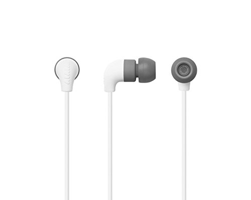 AIAIAI Pipe Ecouteurs intra-auriculaires avec microphone Blanc 04510